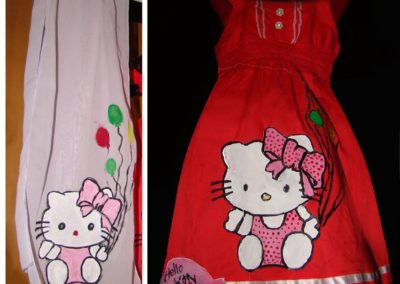 rochita fetita hello kitty