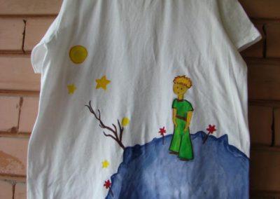 tricou micul print